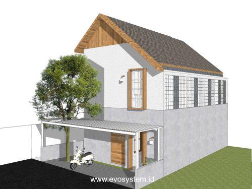arsitek rumah bekasi