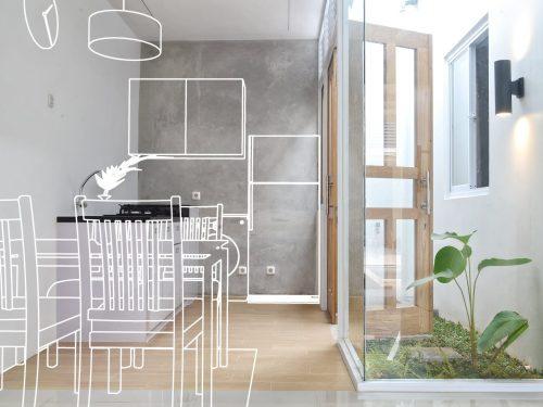 Arsitek Bekasi Proyek Salvia Terrace Cibitung Bekasi